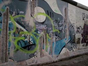 East Side Gallery, Julia Radgen