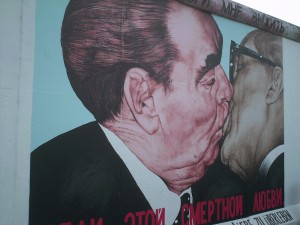 East Side Gallery #2; Julia Radgen