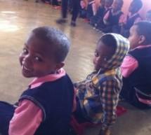 Kind sein auf Amharisch