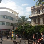 Tel Aviv alt versus neu