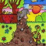 Kinderbuch Schildkröte Lina 4