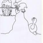 Kinderbuch Schildkröte Lina 1