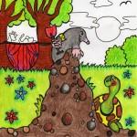 Kinderbuch Schildkröte Lina 3