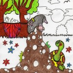 Kinderbuch Schildkröte Lina 2
