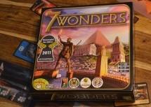 7 Wonders: Spielvergnügen von Asmodee – sponsored
