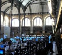 Bücher für alle – die erste Bibliothek