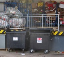 Essen aus der Mülltonne