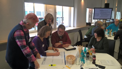 Bürgerdialog zum Klimaschutzplan