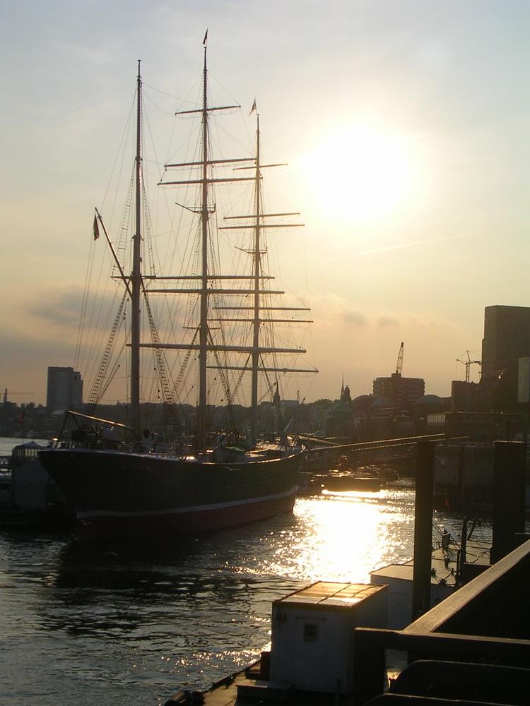 A trip through Hamburg