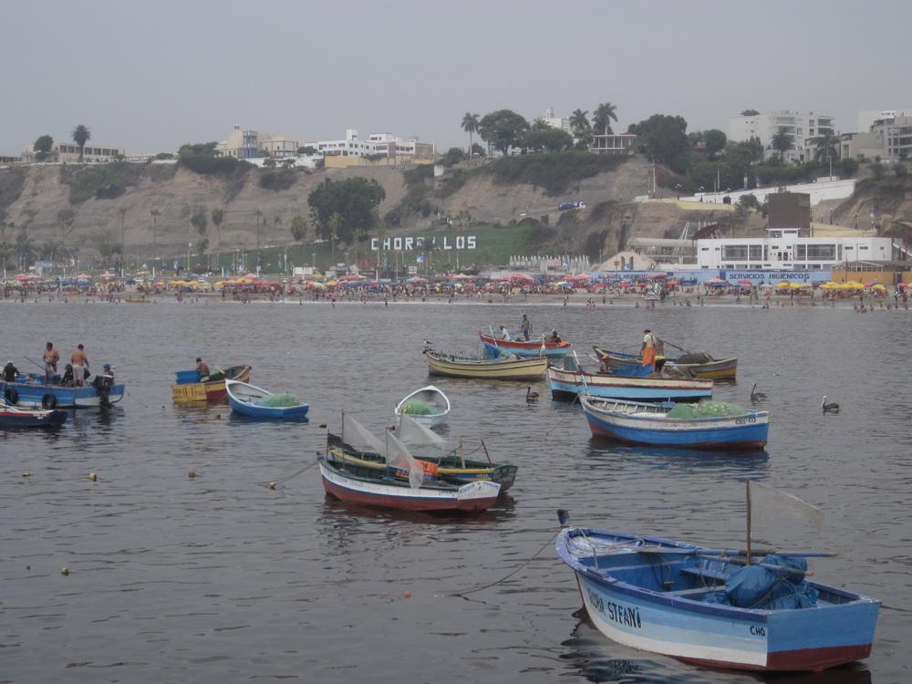 Reisebericht aus Lima