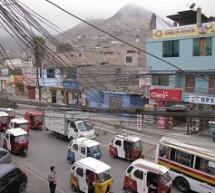 Lima – eine Stadt voller Gegensätze