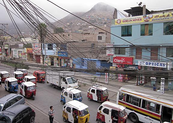 Lima Reisebericht aus Peru