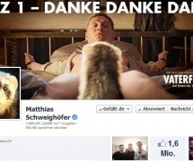 Phänomen Matthias Schweighöfer auf Facebook