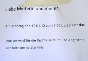 Nicht nur solche Fehler fallen einem Germanisten ins Auge.
