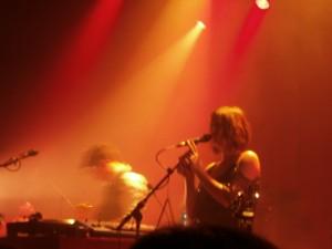 Dabei sind Bands wie Get well soon. (hier bei einem Auftritt in Frankfurt 2013) (Foto: Radgen