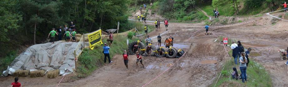 Runterra 2014 Hindernislauf in Zirndorf