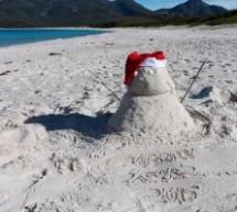 Heiß, heißer, Weihnachten in Australien!