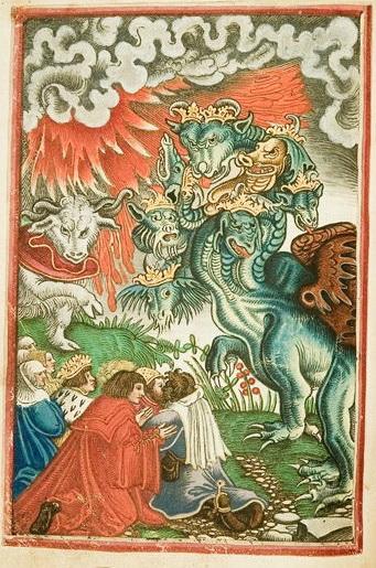 Die Apokalypse in der Lutherbibel