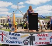 Australiens Auftakt zu weltweiten Pegida Demonstrationen