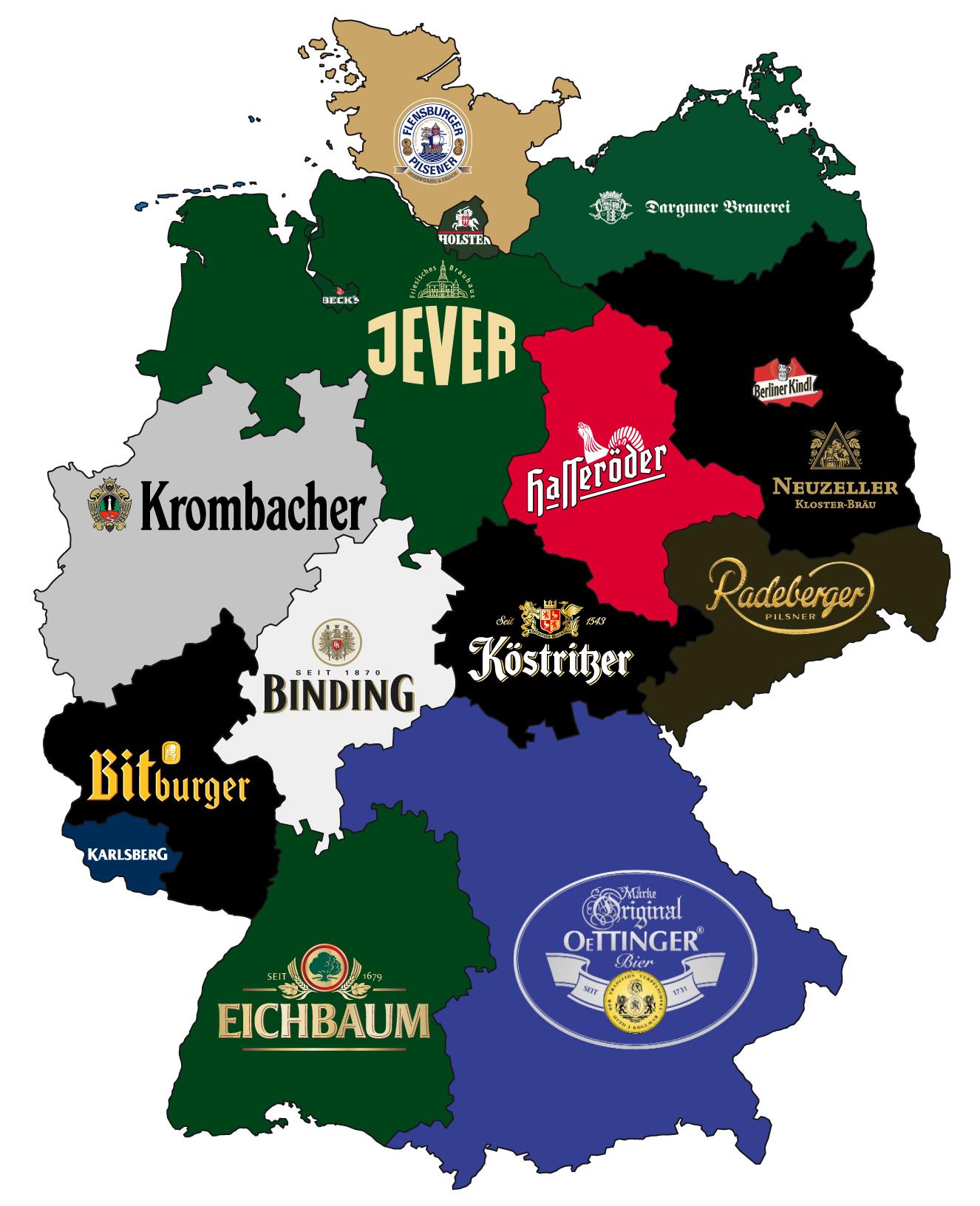 Bierrepublik Deutschland