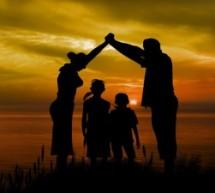 Aus Zweisamkeit wird Patchwork und Familie wird zum Co-Parenting