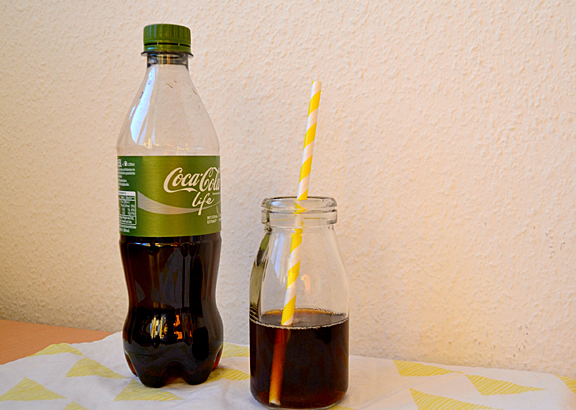 Ist die Grüne Cola wirklich gesund?