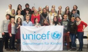 Die UNICEF-Hochschulgruppe Mannheim-Ludwigshafen