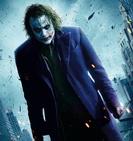 """Heath Ledger in der Rolle als """"Joker"""""""