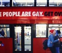 Schwule und Lesben in die Ecke, bitte