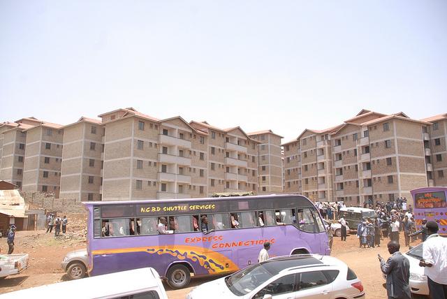 Kenya Umsiedlung