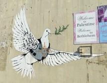 Falafel zum Frühstück in Palästina