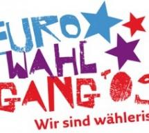 Junges und erfrischendes Engagement zur Europawahl