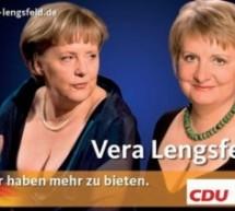 Sex sells – auch im Wahlkampf 2009